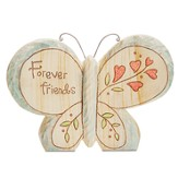 Forever Friends, Butterfly Plaque