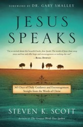 Jesus Speaks: 365 Days of Guidance and Encouragement, Straight from the Words of Christ - eBook