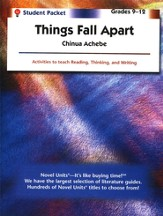 Things Fall Apart, Novel Units Student Packet, Grades 9-12
