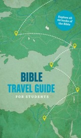 Bible Travel Guide for Students - eBook