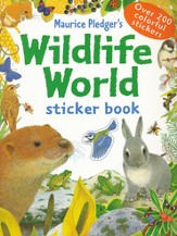 Wildlife World Sticker Book