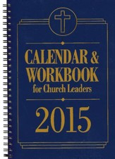 Calendar and Workbook for Church Leaders 2015
