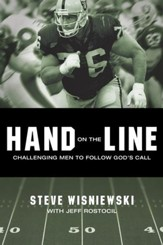 Hand on the Line: Challenging Men to Follow God's Call - eBook