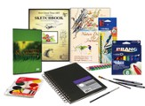 Nature Drawing & Journaling Bundle (with DVDs)