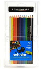 Prismacolor Colored Pencils (Set of 12)