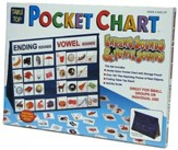 Pocket Chart-Ending & Vowel Sounds