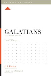 Galatians: A 12-Week Study - eBook