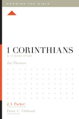 1 Corinthians: A 12-Week Study - eBook