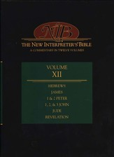 New Interpreter's Bible Volume 12: Hebrews - Revelation
