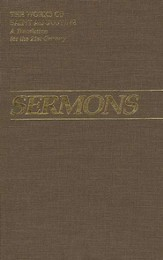 Sermons 51-94 (Works of Saint Augustine)