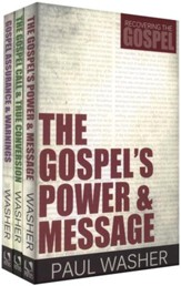 Recovering the Gospel, 3 Volumes