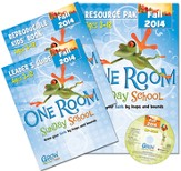 One Room Sunday School Kit Fall 2014: Grow Your Faith by Leaps and Bounds