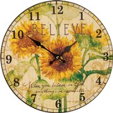 Believe Clock