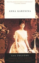 Anna Karenina  - Slightly Imperfect