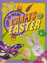 Fun-to-Make Crafts for Easter, Hardcover