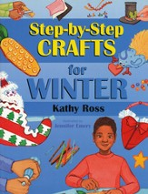 Step by Step Crafts for Winter
