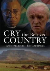 Cry the Beloved Country, DVD