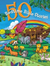 50 Bedtime Bible Stories - eBook