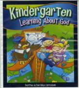 Learning About God Teacher's Manual (Kindergarten K5)