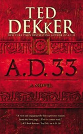 A.D. 33: A Novel - eBook