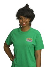2014 VBS Workshop of Wonders: Imagine a Build with God - Leader T-shirt: Medium - Slightly Imperfect