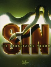 Sin: Its Paralyzing Venom Student Manual