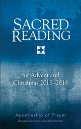 Sacred Reading for Advent and Christmas 2015-2016 - eBook