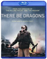 There Be Dragons, Blu-ray