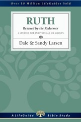Ruth: Rescued by the Redeemer - eBook