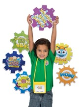 2014 VBS Workshop of Wonders: Imagine a Build with God - WOW Decorating Gears