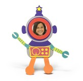 2014 VBS Workshop of Wonders: Imagine a Build with God - WOW-Bot Photo Frame Day 2 (package of 6)