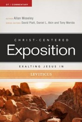 Exalting Jesus in Leviticus - eBook
