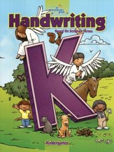 A Reason For Handwriting: Kindergarten--Student Worktext