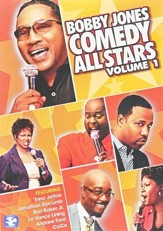 Bobby Jones Comedy All-Stars Vol. 1, DVD