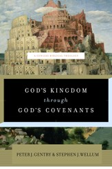 God's Kingdom through God's Covenants: A Concise Biblical Theology - eBook
