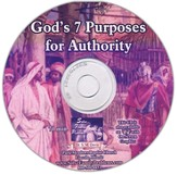 God's 7 Purposes for Authority Audio CD