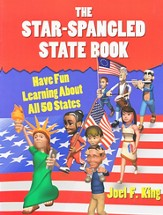 The Star-Spangled State Book: Have Fun Learning About All 50 States, Revised