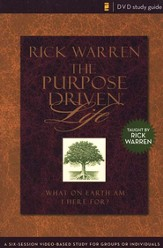The Purpose Driven Life DVD Study Guide  - Slightly Imperfect
