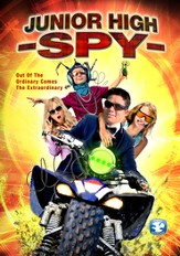 Junior High Spy, DVD