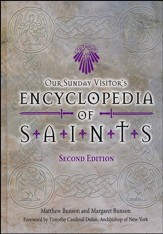 Encyclopedia of Saints, Second Edition