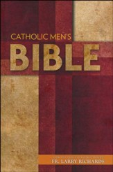 Catholic Men's Bible  - Imperfectly Imprinted Bibles