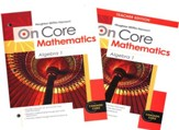 On-Core Mathematics Algebra 1 Bundle