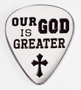 God Is Greater Pocket Token