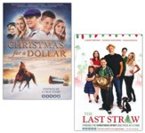 Christmas for a Dollar/The Last Straw Combo Pack