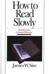 How to Read Slowly: Reading for Comprehension - Slightly Imperfect