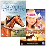 Second Chances & Wild Stallion 2-Pack