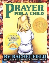 Prayer For A Child, Board Book