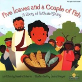 Five Loaves and a Couple of Fish: A Story of Faith and Giving,  Board Book