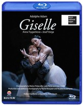 Giselle: Dutch National Ballet, Blu-ray