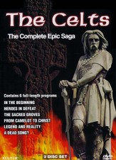 The Celts: The Complete Epic Saga--2 DVDs
